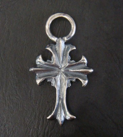 画像2: 2inc Gothic Cross Pendant