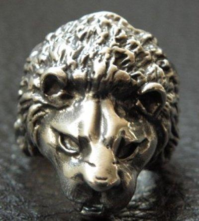 画像2: Legendary Lion Ring