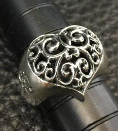 画像2: Heart ring(See-through)