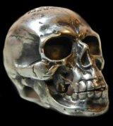 Large Skull Full Head Ring