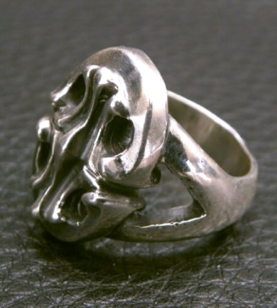 画像2: Classic Sculpted Oval Ring