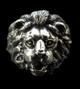 Old Lion Ring
