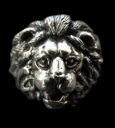 画像1: Old Lion Ring