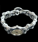 Bike Chain Heavy Wide Small Watch Bands
