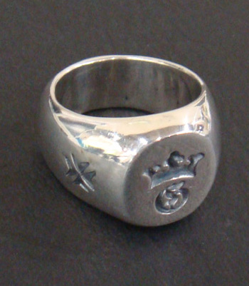 画像2: G&Crown Medium Ring
