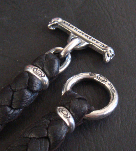 画像5: H.W.O braid leather bracelet