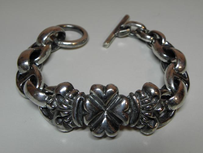 画像5: 4Heart ID with H.W.O&Anchor Links Bracelet