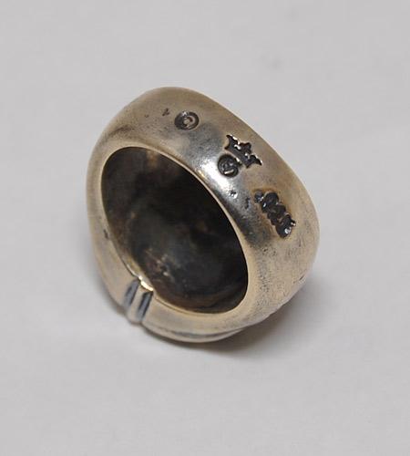 画像3: Cross Oval Ring