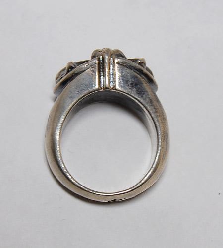 画像4: Cross Oval Ring