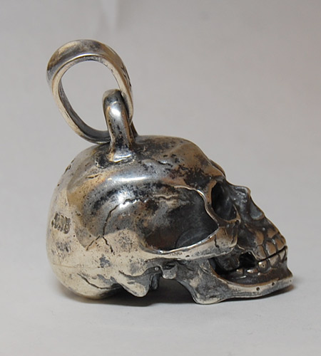 画像4: Large Skull Head Pendant