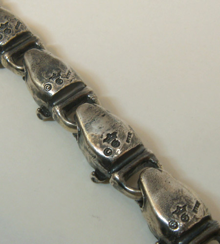 画像4: All Bulldog Links Bracelet