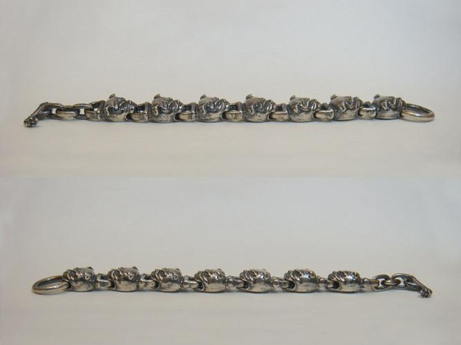 画像5: All Bulldog Links Bracelet