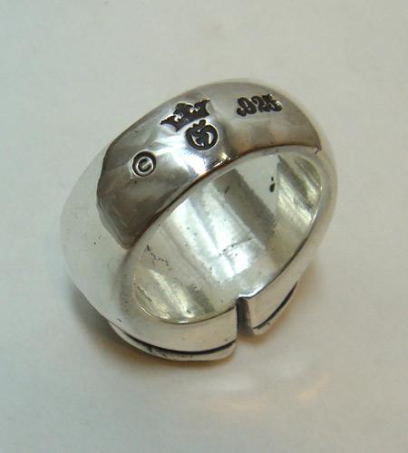 画像4: Sculpted Oval Ring
