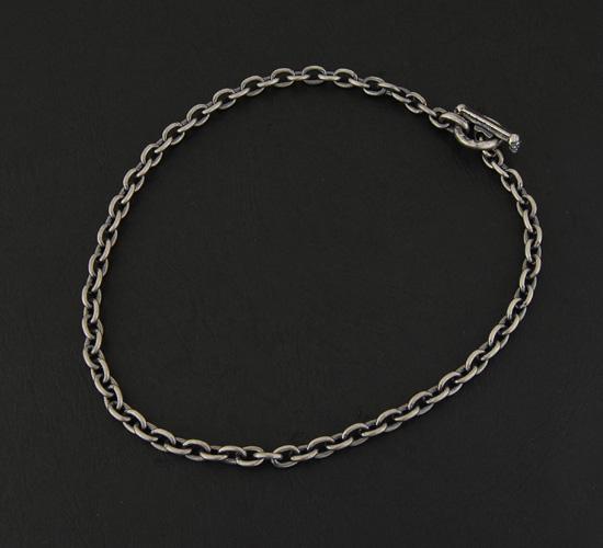 画像3: 7Chain & Half T-bar Necklace
