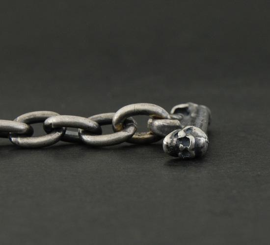 画像5: 7Chain & Half T-bar Necklace