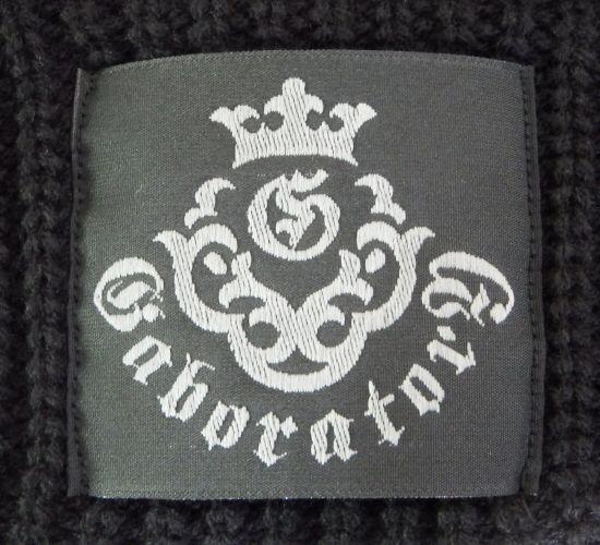画像5: Atelier mark watch cap (Black)