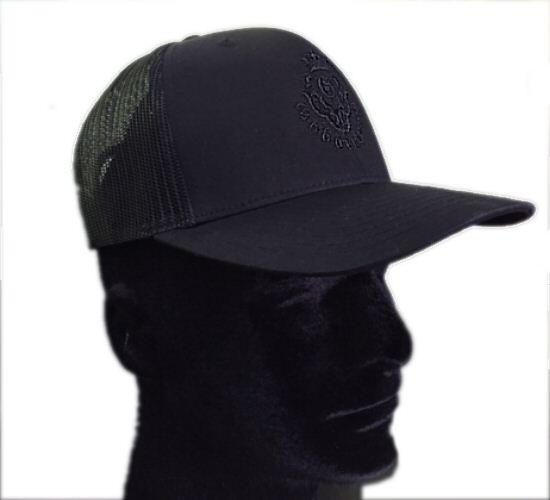 画像1: Atelier Mark Trucker cap (Snap-back)