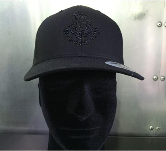 画像2: Atelier Mark Trucker cap (Snap-back)