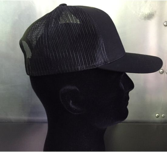画像3: Atelier Mark Trucker cap (Snap-back)