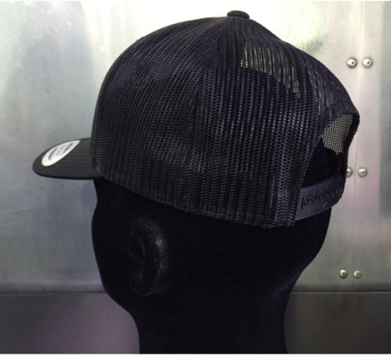 画像4: Atelier Mark Trucker cap (Snap-back)