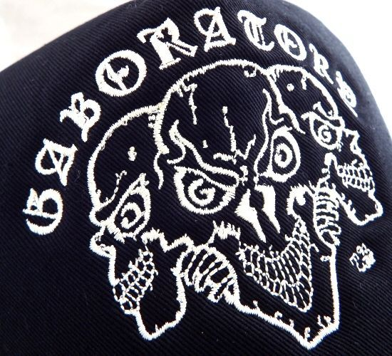 画像5: Triple Skull Mesh Cap (Snap-back)