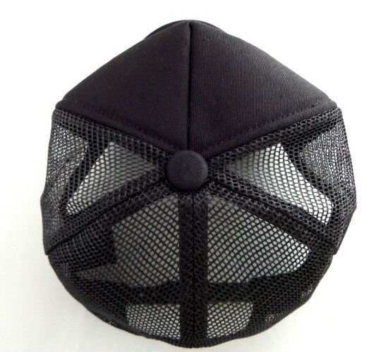画像4: Triple Skull Mesh Cap (Snap-back)