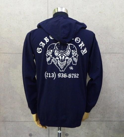 画像2: Staff Hooded Jacket