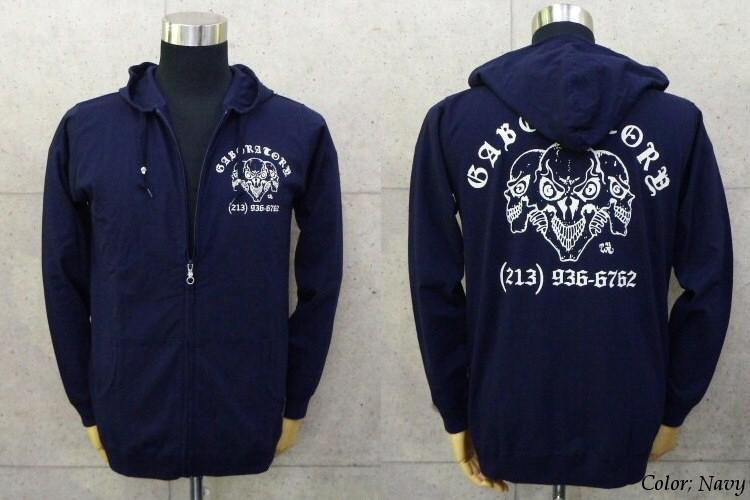 画像1: Staff Hooded Jacket