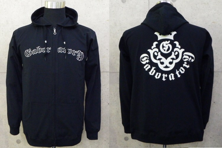 画像1: Gaboratory Hooded Jacket