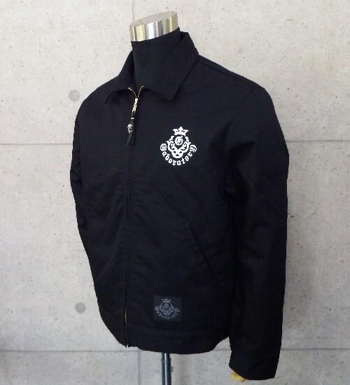 画像3: Gaboratory Embroidery Work Jacket (刺繍)
