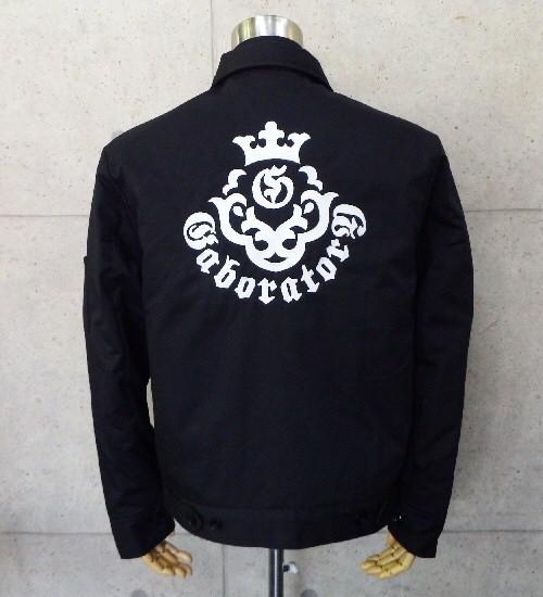 画像4: Gaboratory Embroidery Work Jacket (刺繍)