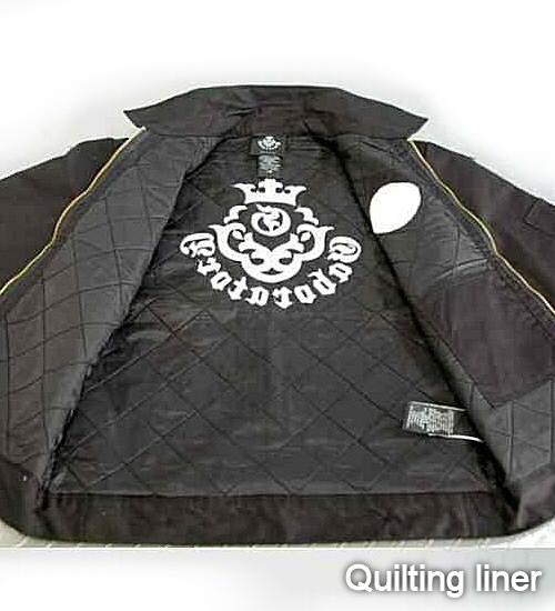 画像5: Gaboratory Embroidery Work Jacket (刺繍)