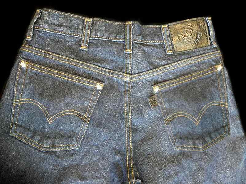 画像2: Gaboratory Reinforced Jeans