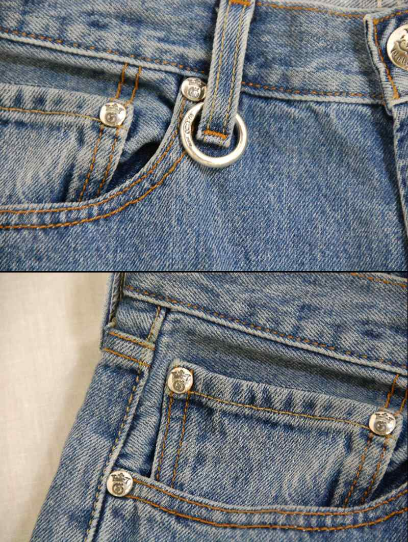 画像3: Gaboratory Reinforced Jeans