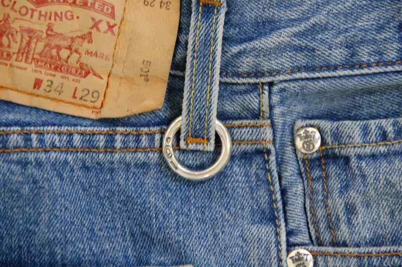 画像5: Gaboratory Reinforced Jeans