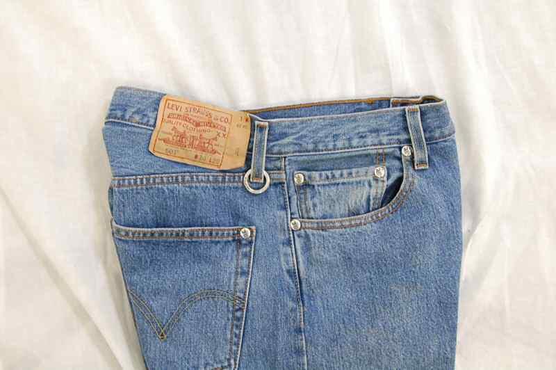 画像4: Gaboratory Reinforced Jeans