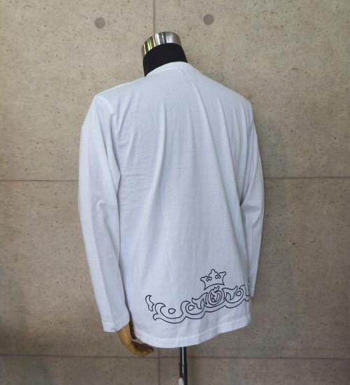 画像3: Atelier tribal T-Shirt [White]