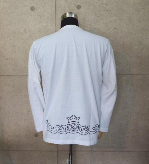 画像4: Atelier tribal T-Shirt [White]