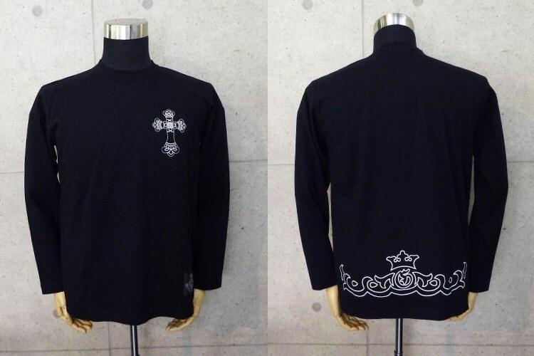 画像1: Atelier tribal T-Shirt [Black]