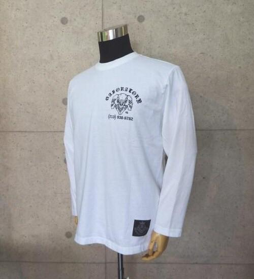 画像2: Staff T-Shirt [White]
