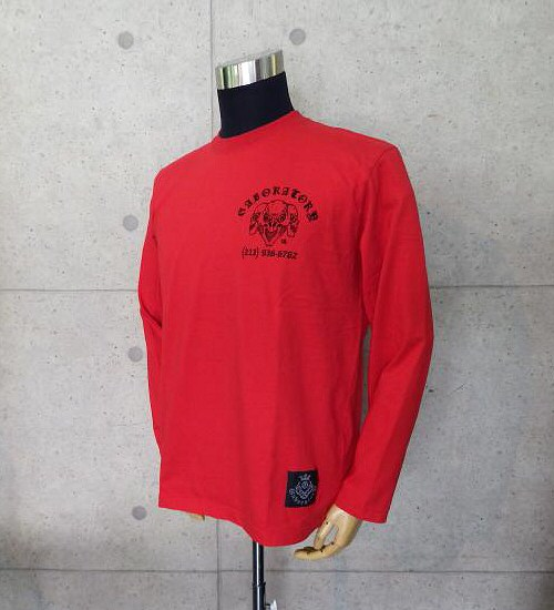 画像2: Staff T-Shirt [Red]