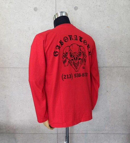 画像3: Staff T-Shirt [Red]