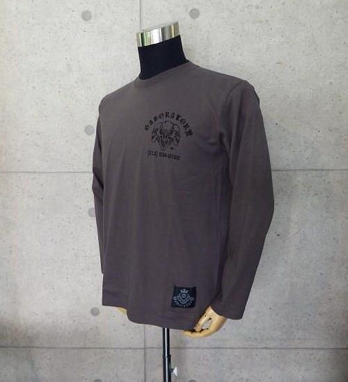画像2: Staff T-Shirt [Chacoal]