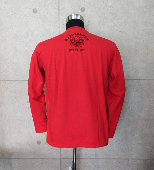 画像4: Staff T-Shirt [Red]