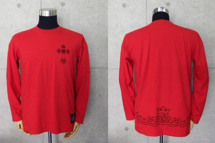 画像1: Atelier tribal T-Shirt [Red]