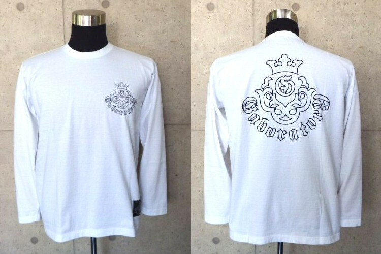 画像1: Atelier mark T-Shirt [White]