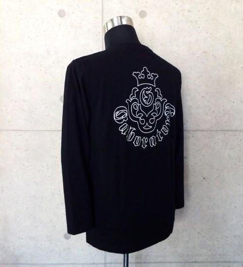 画像3: Atelier mark T-Shirt [Black]