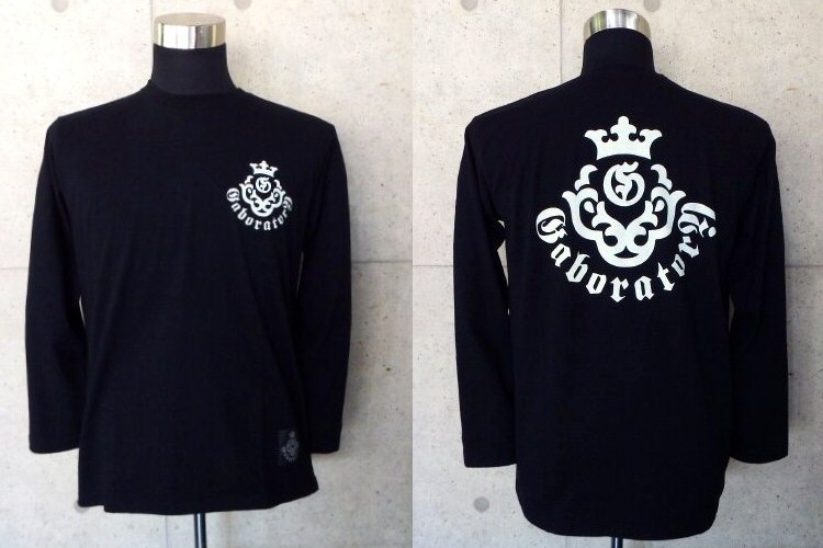 画像1: Atelier mark T-Shirt [Black]