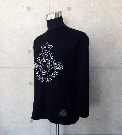 画像2: Atelier mark T-Shirt [Black]