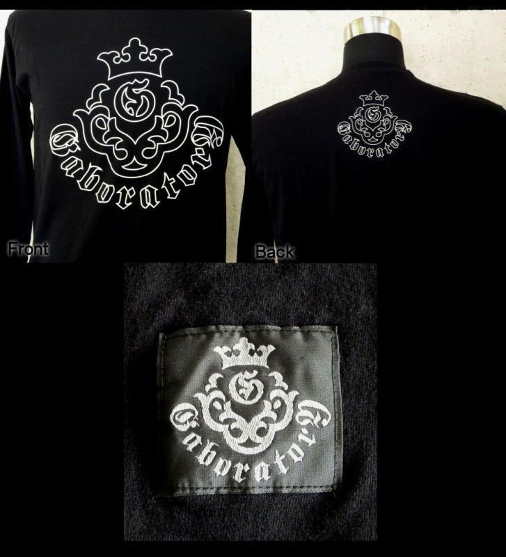 画像5: Atelier mark T-Shirt [Black]